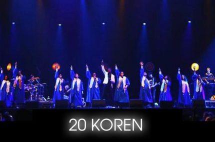 20 koren nieuw