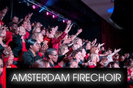 AMSTERDAM FIRE CHOIR GOSPEL FESTIVAL AMSTERDAM