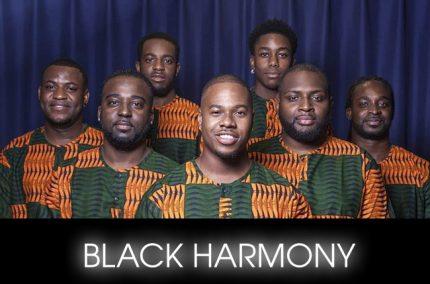 BLACK HARMONY gospel festival amsterdam