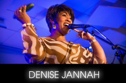 DENISE JANNAH gospel festival amsterdam