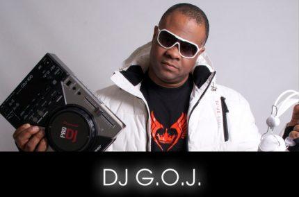 DJ GOJ gospel festival amsterdam