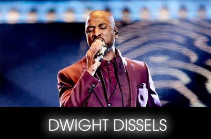 DWIGHT DISSELS gospel festival amsterdam