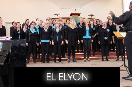 EL ELYON gospel festival amsterdam
