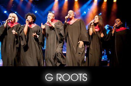 G ROOTS gospel festival amsterdam