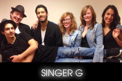 SINGER G gospel festival amsterdam