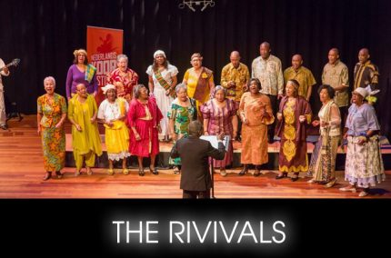 THE RIVIVALS gospel festival amsterdam