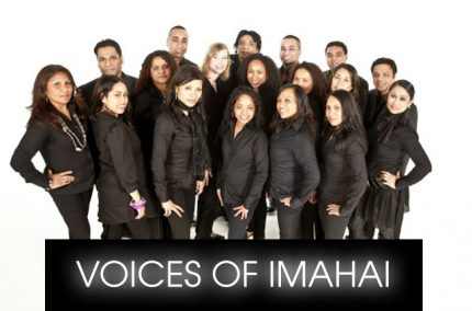 VOICES OF IMAHAI gospel festival amsterdam