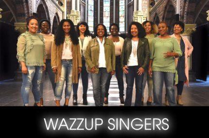 WAZZUP SINGERS gospel festival amsterdam