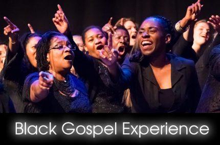 black gospel experience