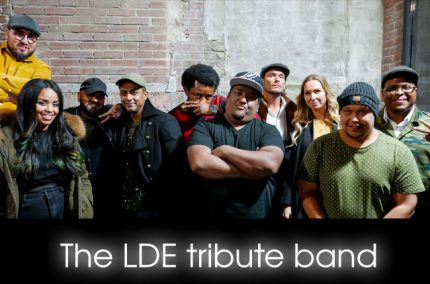the lde tribute band gospel festival amsterdam