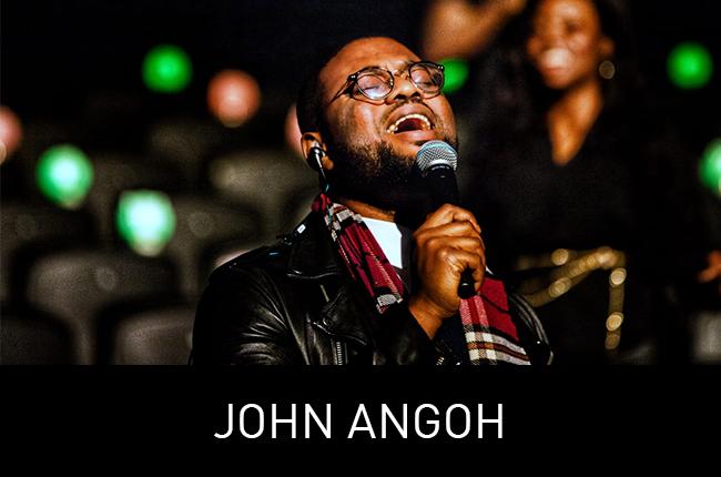 John Angoh