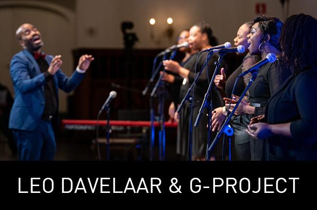 Leo Davelaar & G-Project